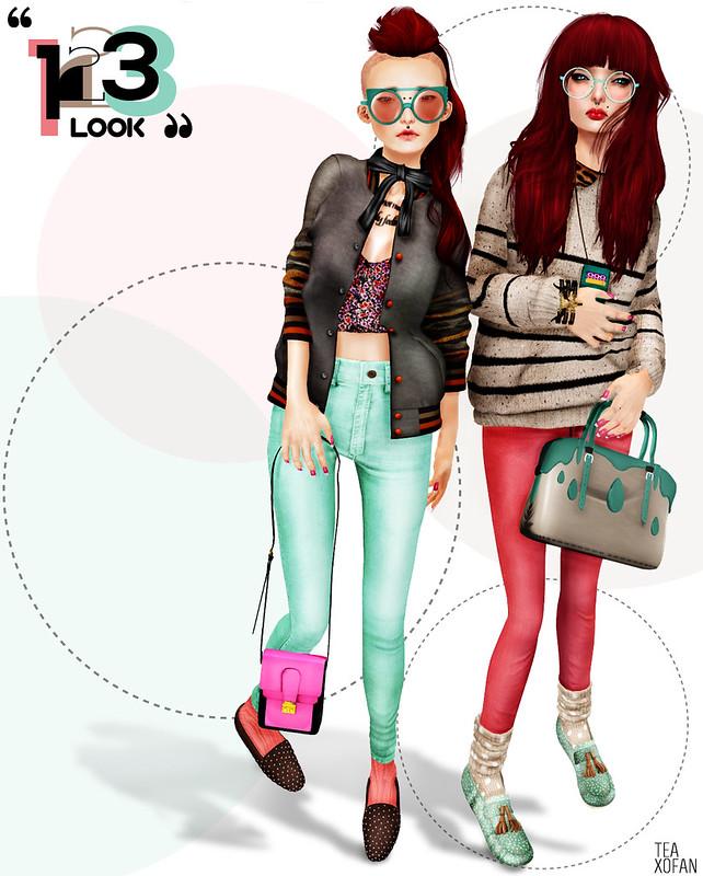 #LOOK123