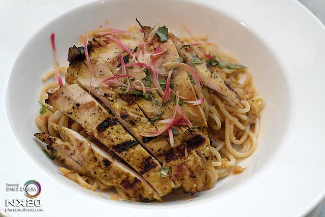 china house Spaghetti – Ginger Bud Pesto w