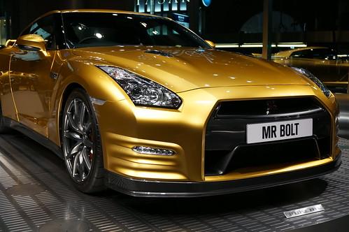 BOLT Gold GT-R 07