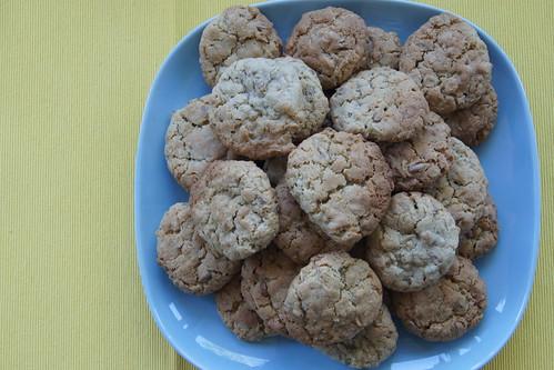sunflower seed cookies DSC06969