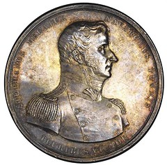Decatur medal obverse