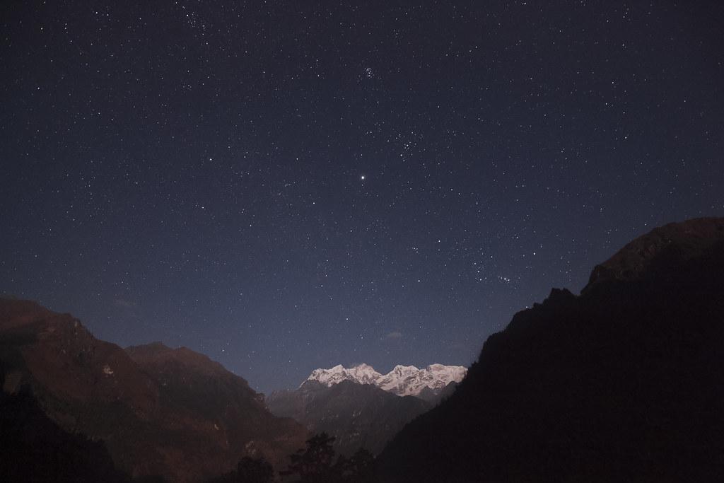Timang night view