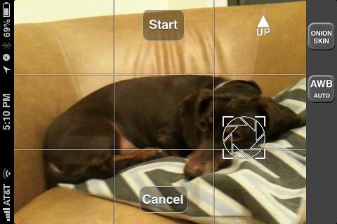 TimeLapse App