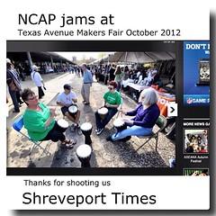 NCAP jams #ncap #noelcommunityartsprogram #texasavenuemakersfair #drum #drumming #drumcircle #djembe