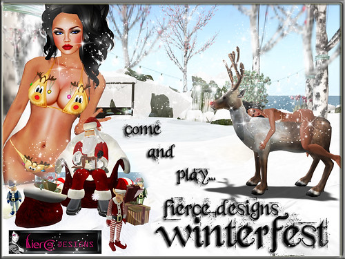 Fierce Designs Winterfest 2012