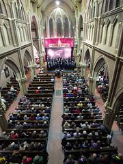 kerk vanaf koor