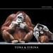 TOBA & EIRINA by Matthias Besant