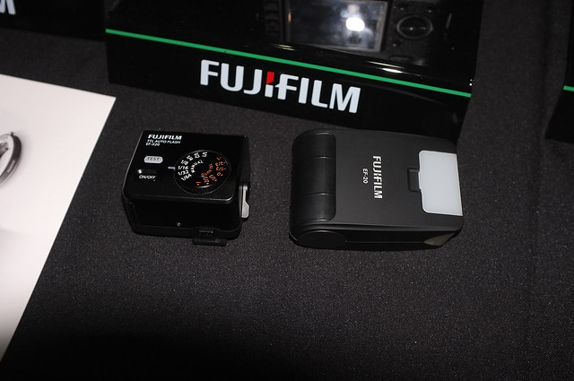 Fujifilm EF-X20 Test
