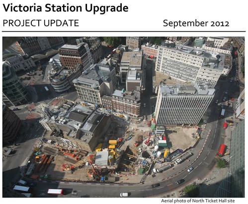 Victoria Station Upgrade