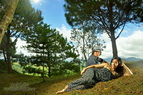 myself and my fiance's prenup... (sariling sikap)