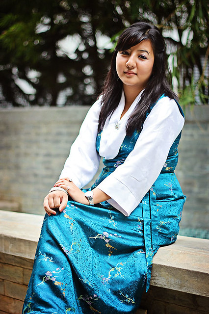 Bakhu Kho Ethnic Dress Of Tibet Flickr Photo Sharing