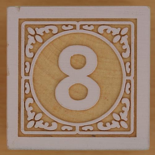 John Crane Classic Block Number 8