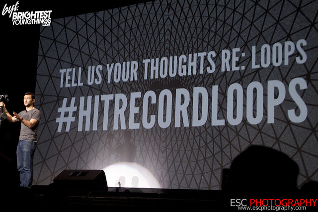 HitREcord with Joseph Gordon-Levitt