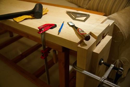 木工 板凳 20121116_01