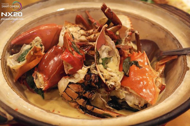 chan yew kee butter crabs