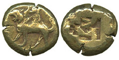 Baldwins Electrum Staters
