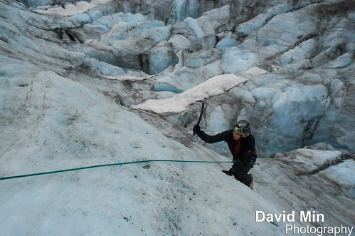 Chamonix, France - Ice Climbing by GlobeTrotter 2000