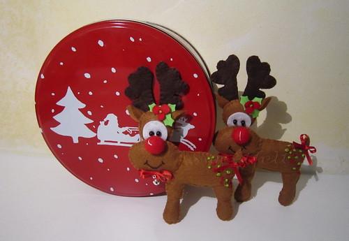 ♥♥♥ E pouco a pouco o Natal vai chegando à Sweetfelt... by sweetfelt \ ideias em feltro