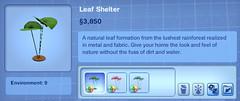 Leaf Shelter