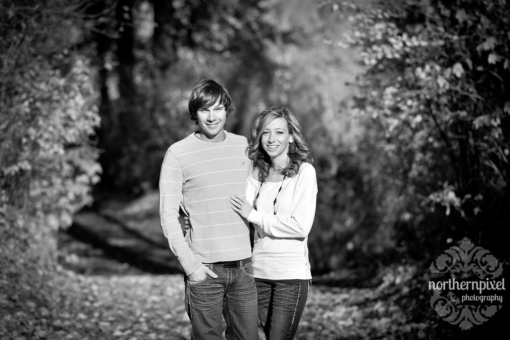 Cottonwood Island Park Engagement Session