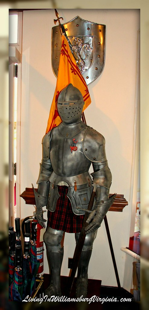 Scottish Armor