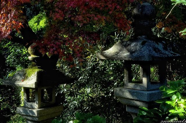 「灯篭」 長谷寺 - 奈良