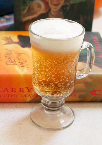 Chilled Butterbeer