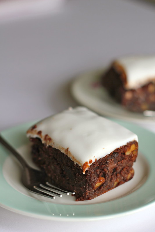 Flourless Brownie