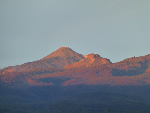 Mount Teide Tenerife Volcano at Sunrise