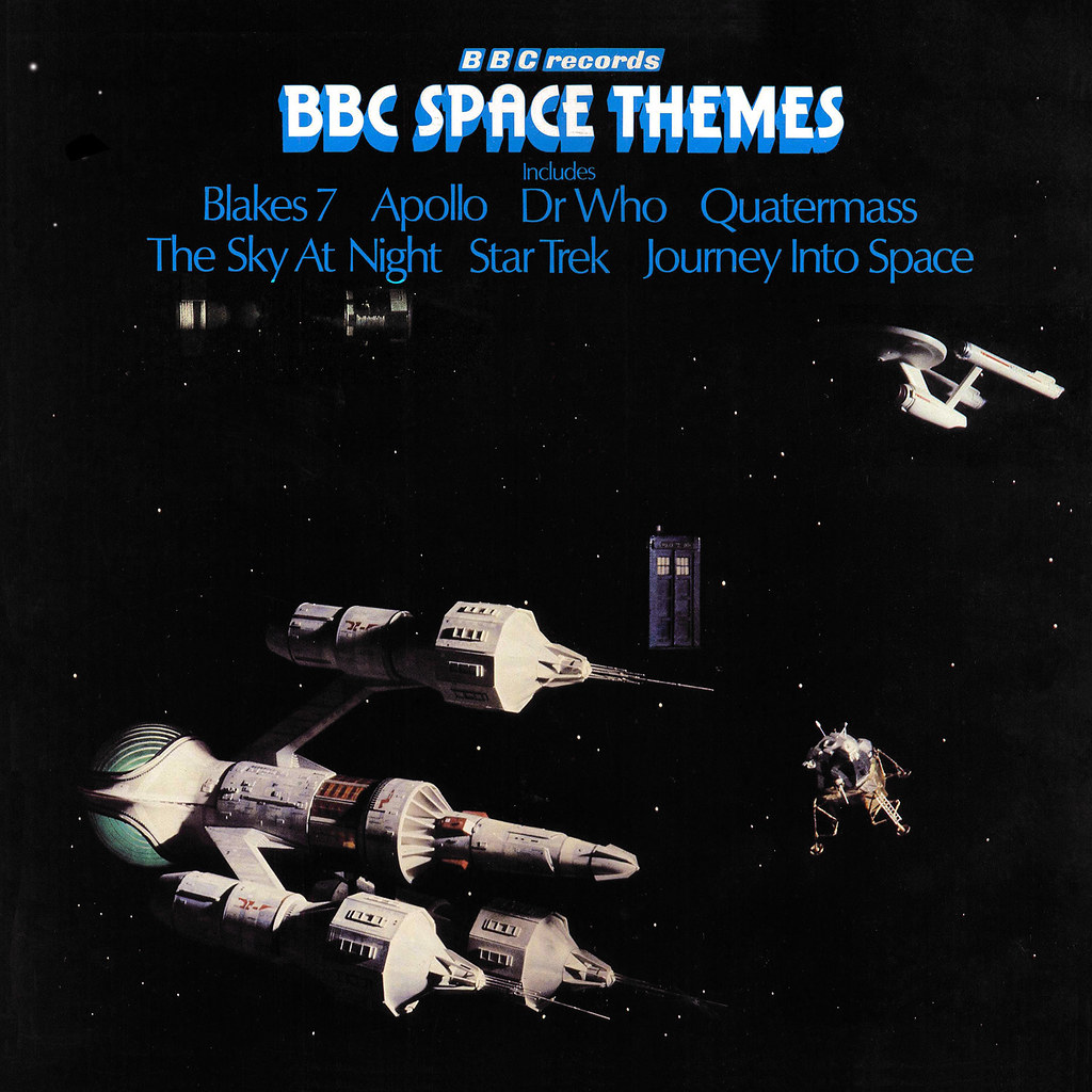 Various Artists - BBC Space Themes