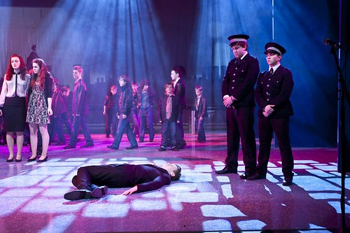 Blood Brothers' The Final Scene