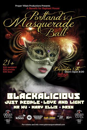 Portland Masquerade Ball
