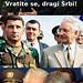 Vratite se, dragi Srbi!