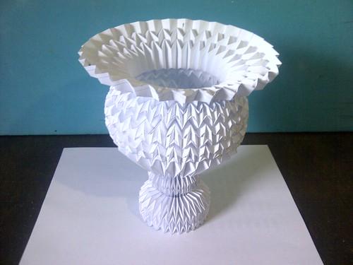 New Design Cup, Paper Folding / Nuevo Diseño Copa, Papel Plegado 3