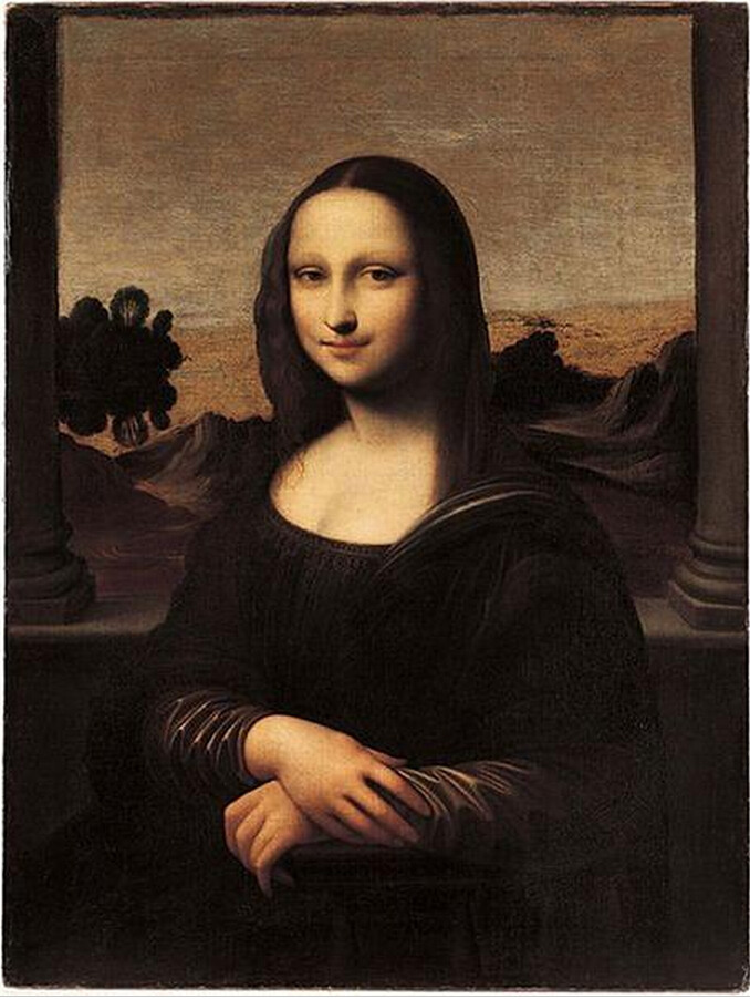 Isleworth 'Mona Lisa' - an earlier work of da Vinci or a fake