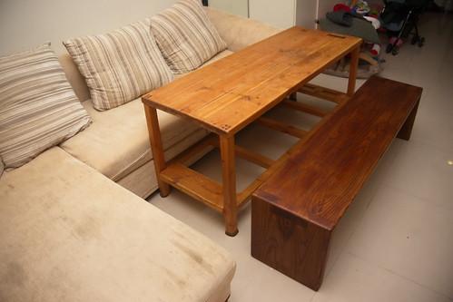 木工 板凳 20121124_1