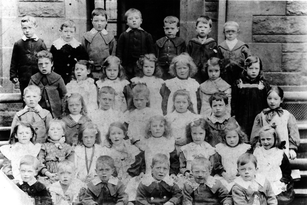 Stockbridge Primary School date unknown2