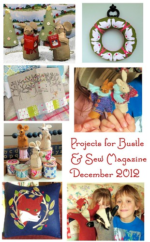 Bustle & Sew Magazine