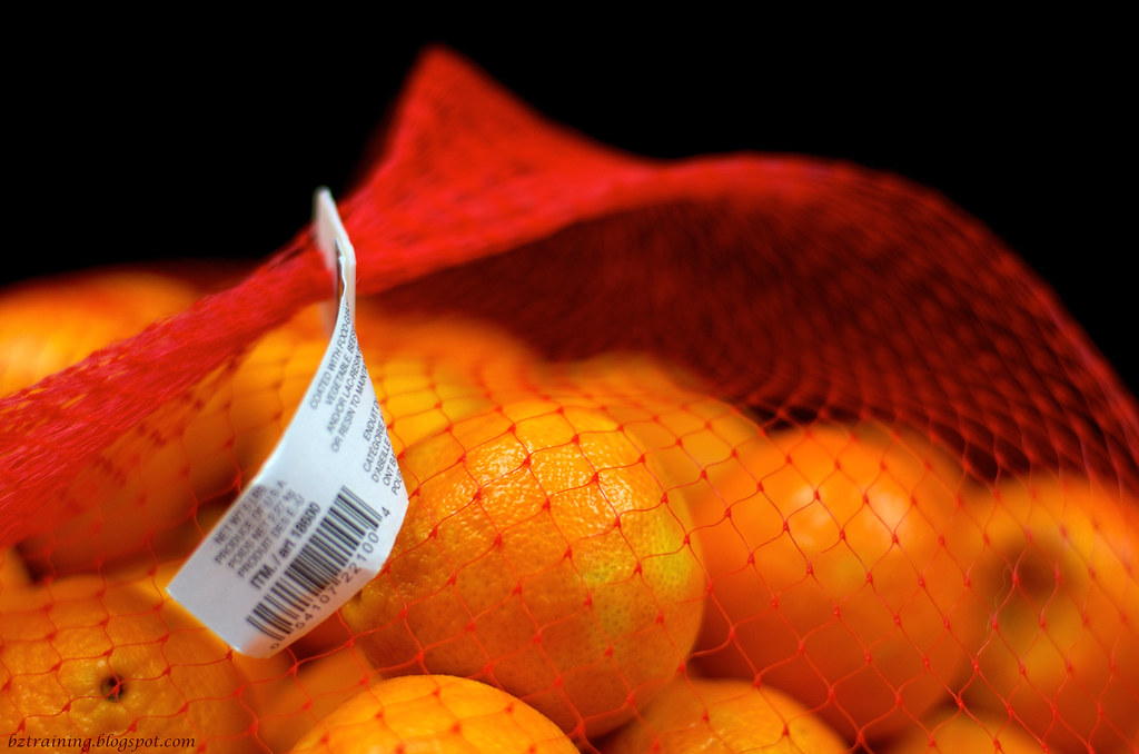 Bag of Tangerines