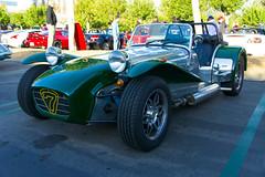 race car, automobile, lotus seven, vehicle, automotive design, caterham 7 csr, caterham 7, antique car, vintage car, land vehicle, luxury vehicle, sports car,