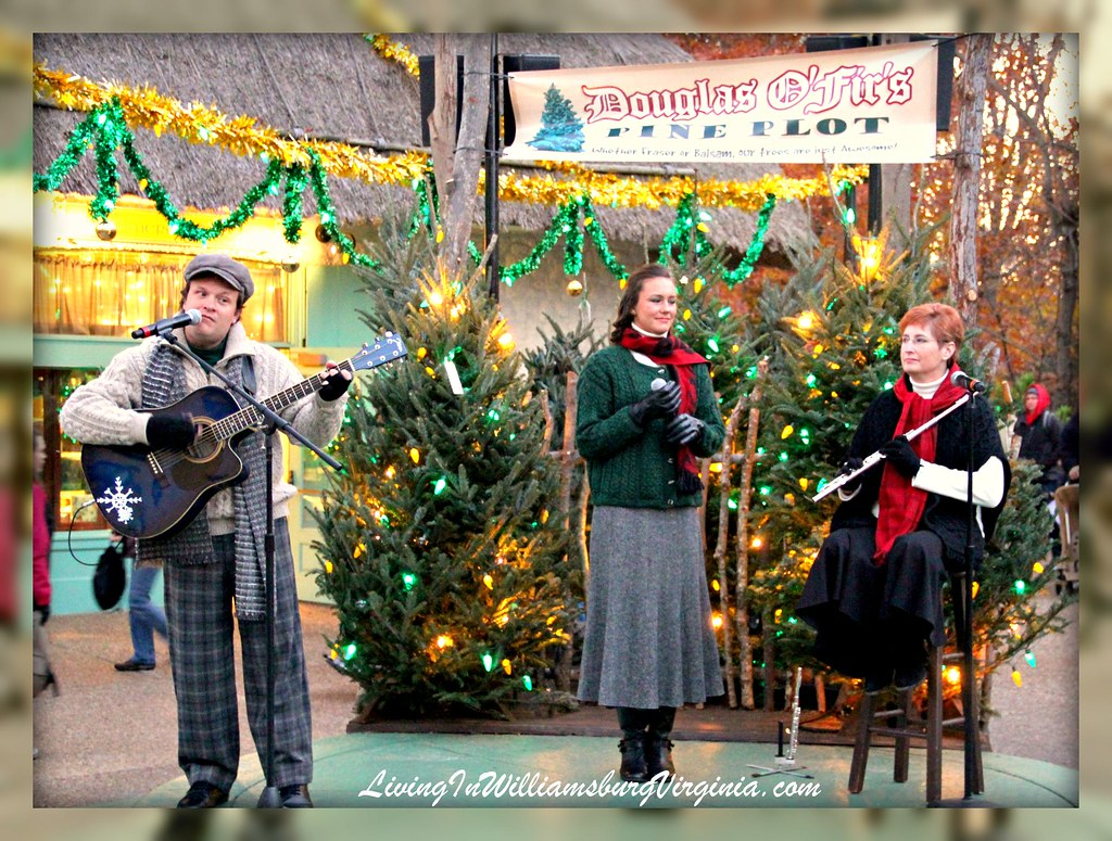 Irish Christmas Musicians