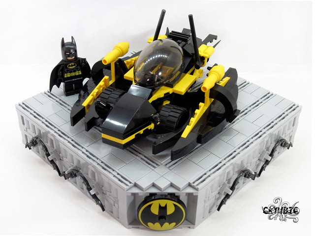 Batman 3 Weeler