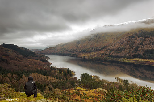 Above Thirlmere by Dave Brightwell