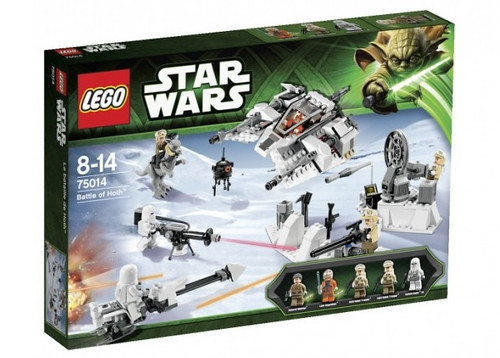75014 Battle of Hoth - 1