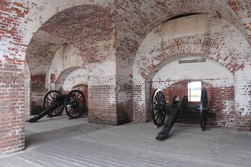 Day 117: Tybee Island and Fort Pulaski.