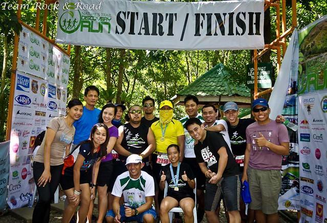The Team at Final Leg