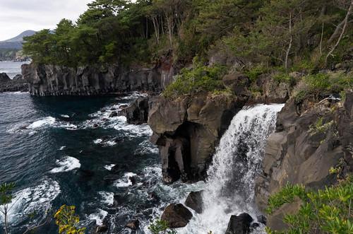 対島の滝 2012.11.28-3