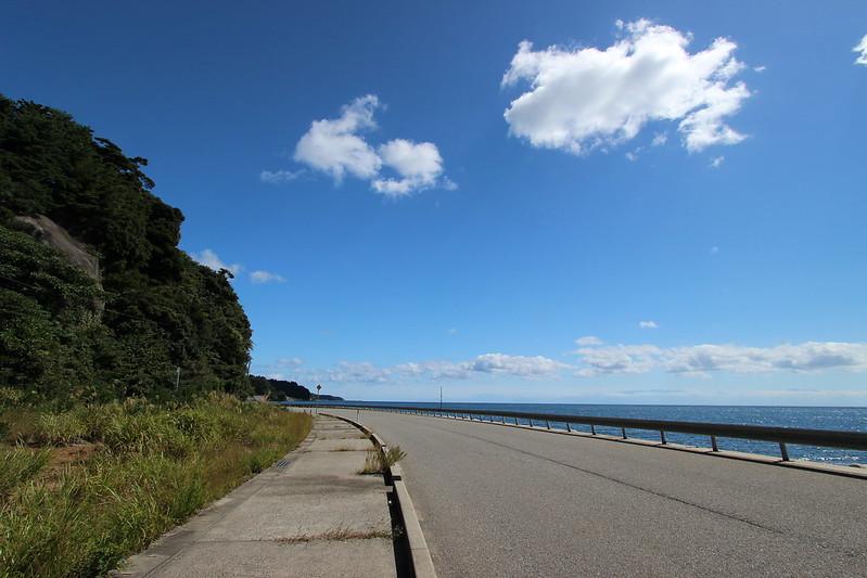 能登半島の道 その2