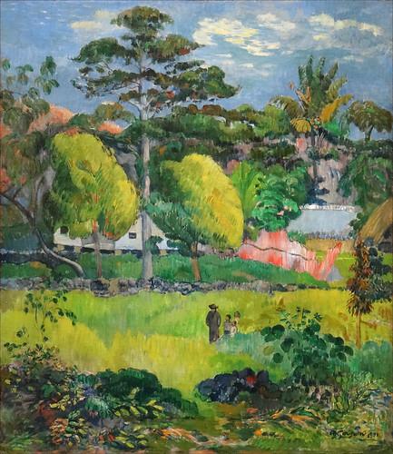 Paul Gauguin (musée de l'Orangerie, Paris)