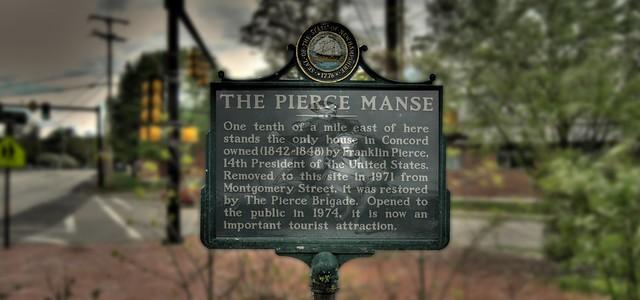 Pierce Manse